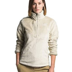 The North Face Osito Hybrid 1/4 zip